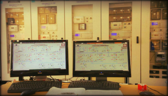 Integration of IED/SCADA/DCS